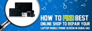 Laptop & Mobile phone screen Repair